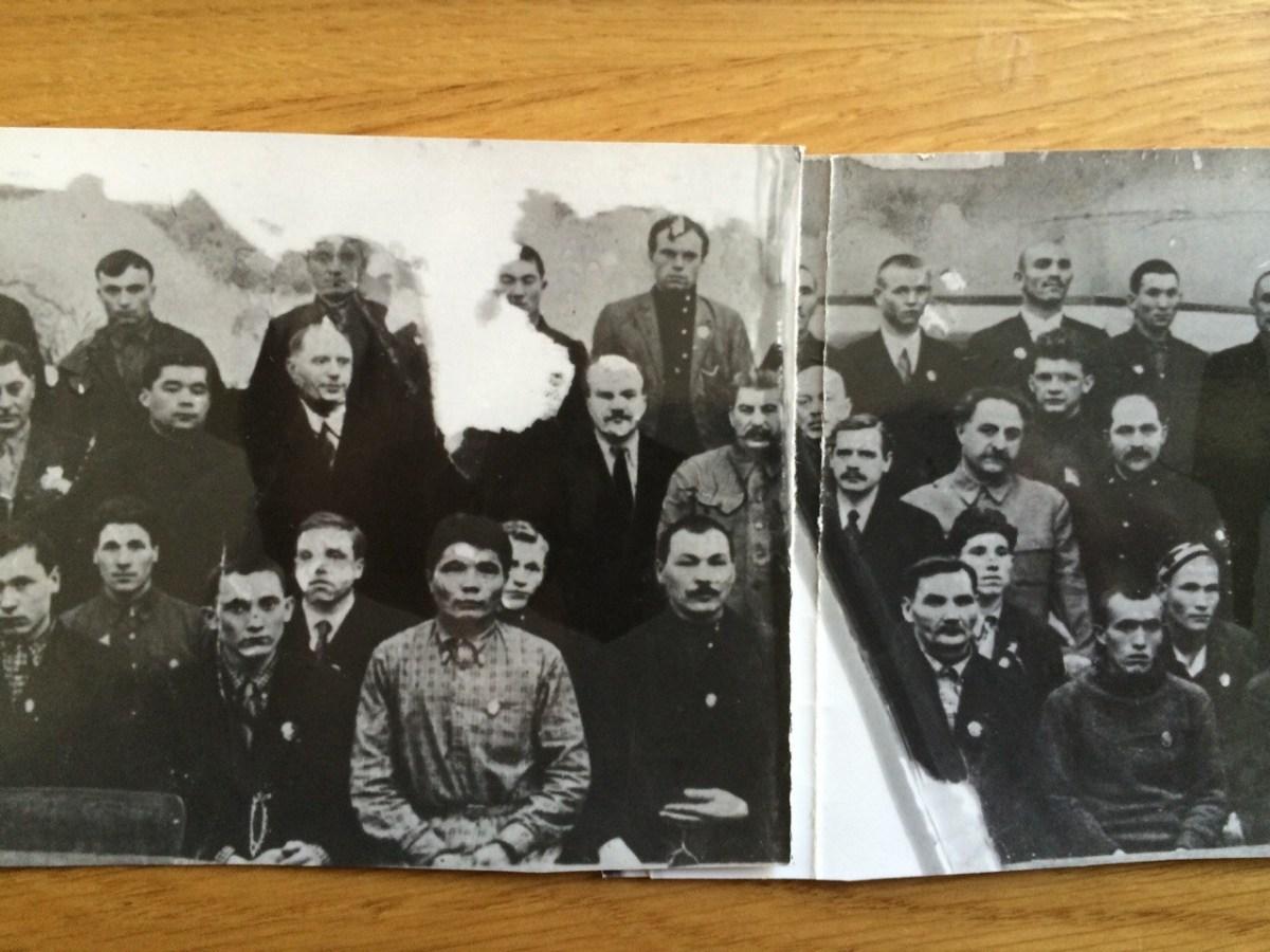 ghiruskin petri evdokimich nagrada ot stalina