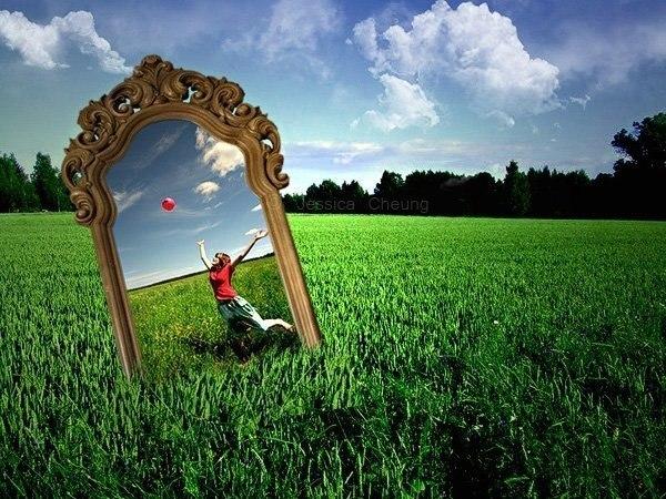 Правдивое зеркало. Увидеть себя так, как видят тебя другие.