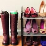 Чистим и храним обувь.