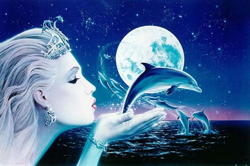 Луна для нашей красоты
