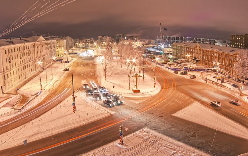 площадь Лядова