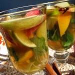Варенье из арбузных корок.  Яблочный чай. Постная и полезная пища.