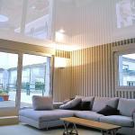 Как увеличить высоту потолков в квартире