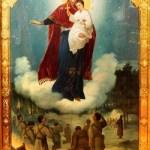 Интересные случаи. Помощь святых икон.