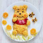 Как украсить детский завтрак