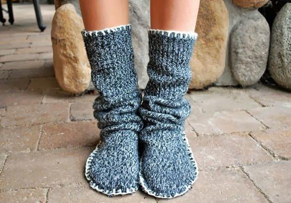 Почему нужно держать ноги в тепле?