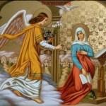 Благовещение Пресвятой Богородицы. 7 апреля 2016 года.