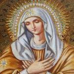 "Образ Божией Матери ""Умиление""."