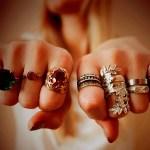 Надевая кольцо на палец..../это интересно/.