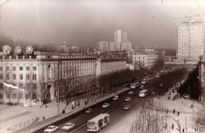 Бульвар_Гагарина_в_1970-х_годах