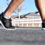 С помощью ходьбы укрепляем здоровье.