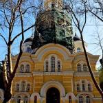 Одесский Свято-Ильинский мужской монастырь.