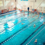 Польза от плаванья в бассейне.