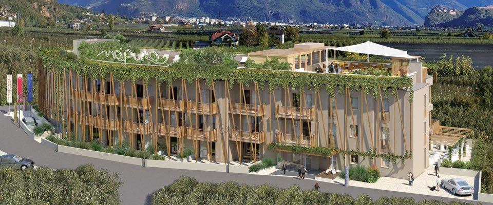 Hotel Napura  Settequerce Terlano  Bolzano  Ghetofame