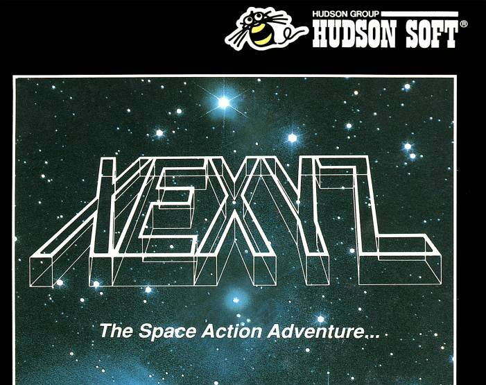 Xexyz NES box art