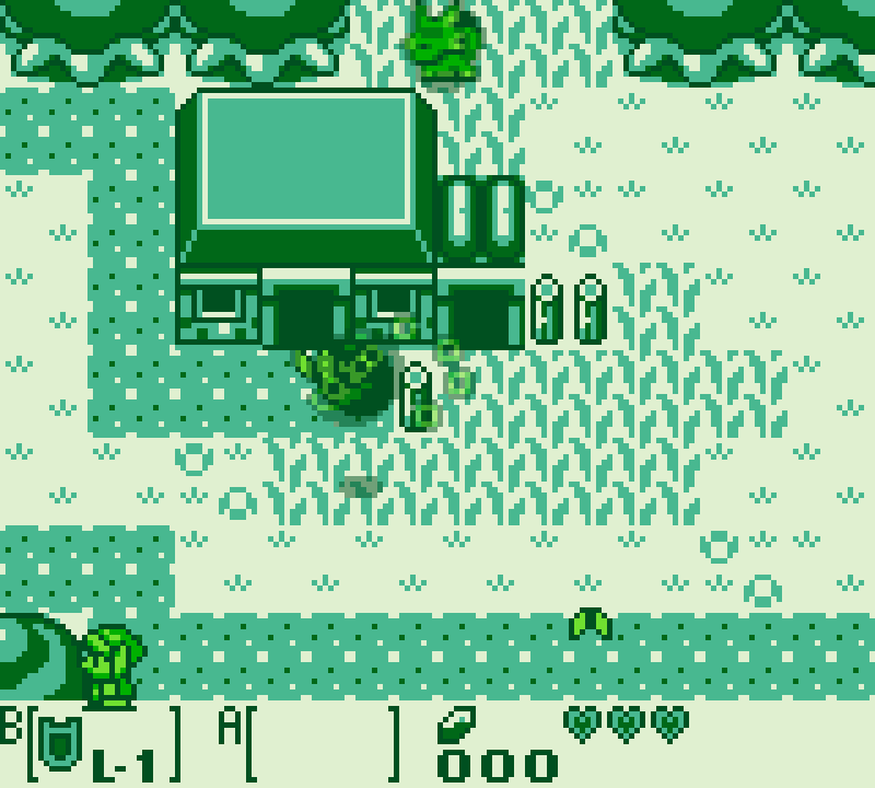 Links Awakening Game Boy
