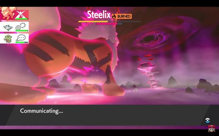 Pokemon Sword and Shield Steelix