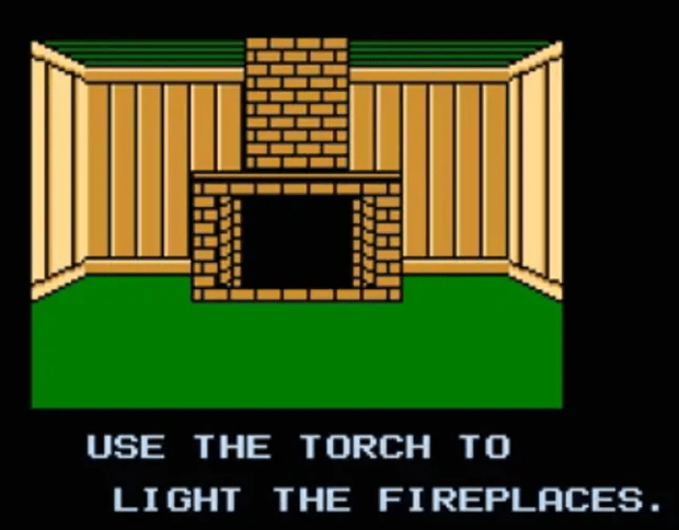 Friday the 13th for the NES indoors