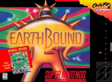 Earthbound for Switch Online SNES games