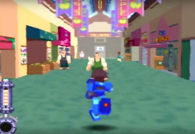 Megaman 64 - Kattelox Island City N64