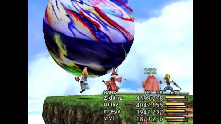 Final Fantasy IX marble fight