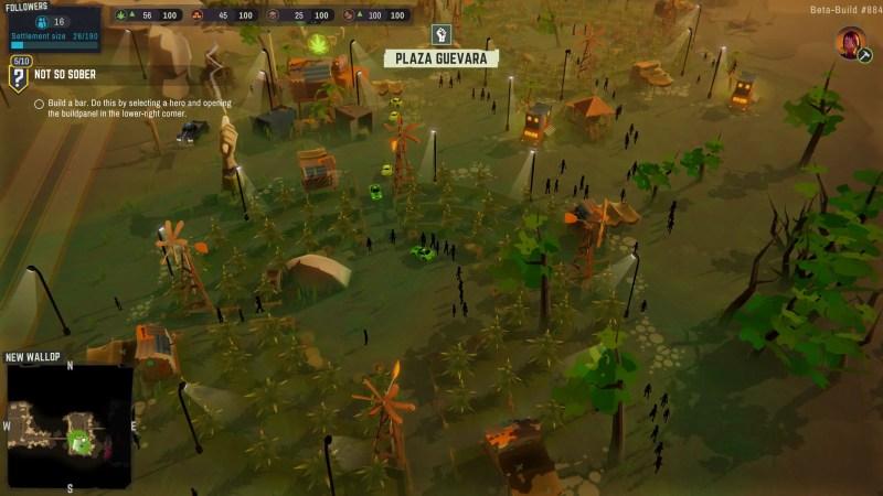 Blaze Revolutions review screenshot 1