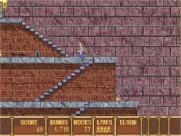 Dark Castle CD-i Review screenshot