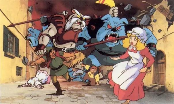Zelda 2: The Adventure of Link manual art
