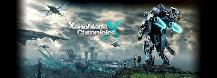 Xenoblade Chronicles X Wii U Exclusive