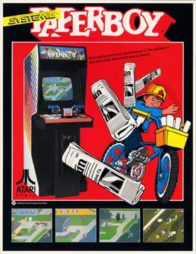 Paperboy_arcadeflyer