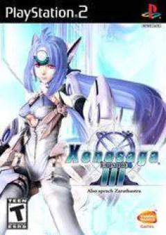 PS2 Prices getting high Xenosaga episode iii cover
