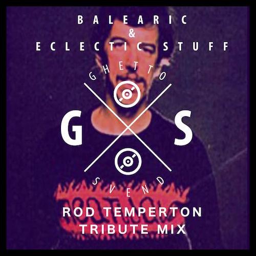 Rod Temperton Tribute Mix By GSvend