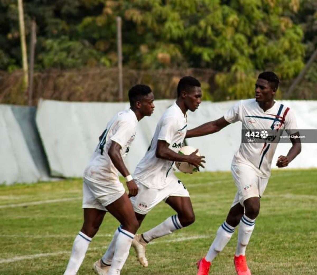 GPL MATCH REPORT   AshGold 0-1 Liberty; Kweku Karikari's goal inspires  Liberty to a narrow win over Ashanti Gold   Sports News - Gh Football Today