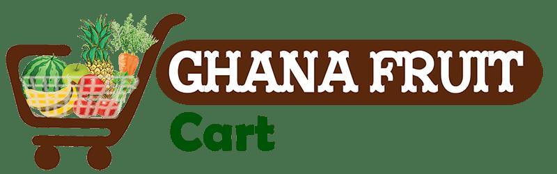 ghana fruit cart logo
