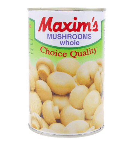 Maxim's Mushrooms Whole