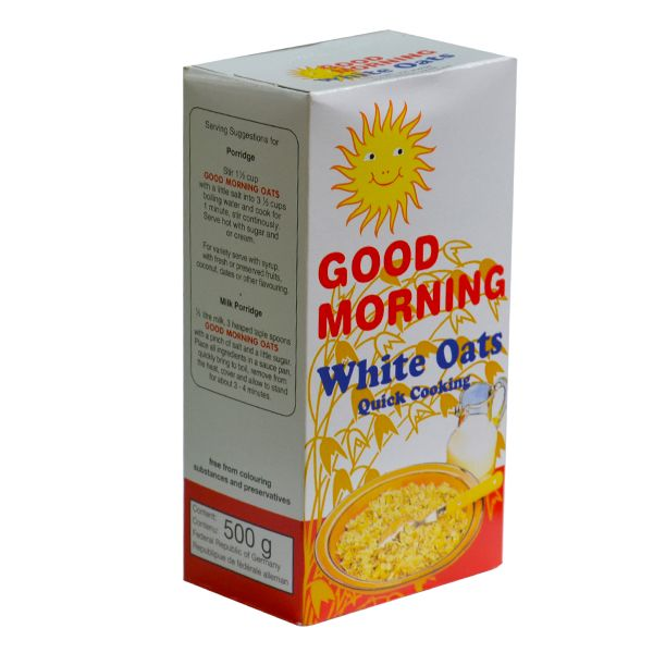 Good Morning Oats