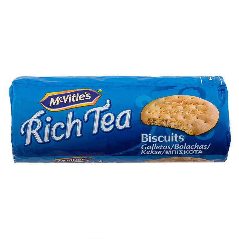 McVities Rich Tea Biscuits (200g)