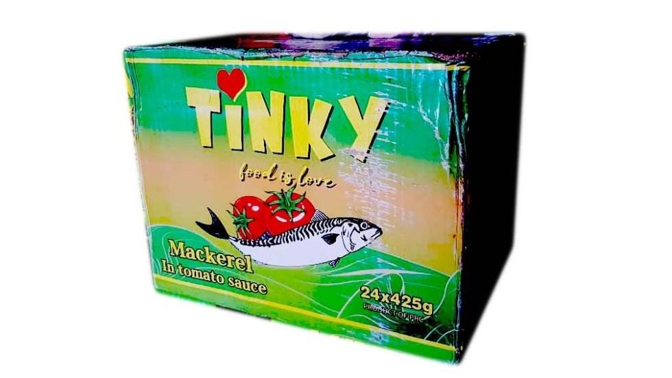 tinky mackerel