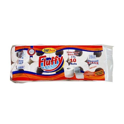 Fluffy Toilet roll