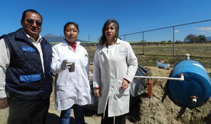 Se desarrollan biodigestores - Biogás con desechos orgánicos
