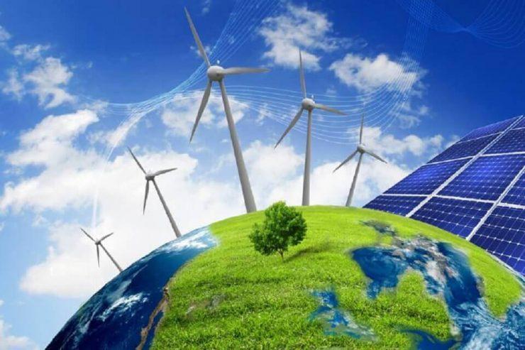 Cambio a las energías renovables