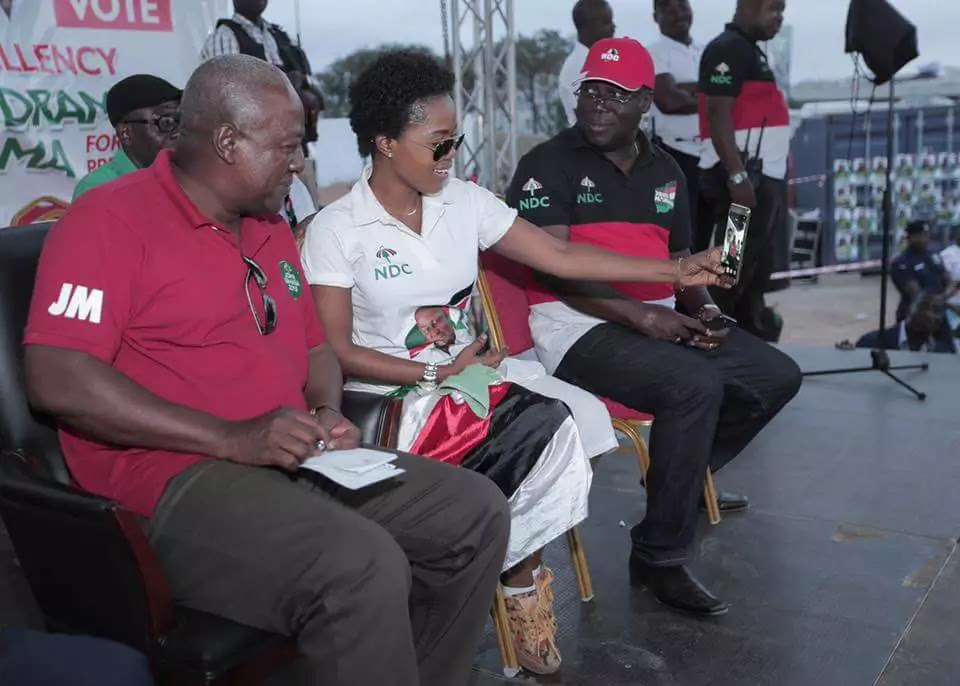 """""""I Will Still Campaign For NDC But With Precaution"""" – Mzbel"""