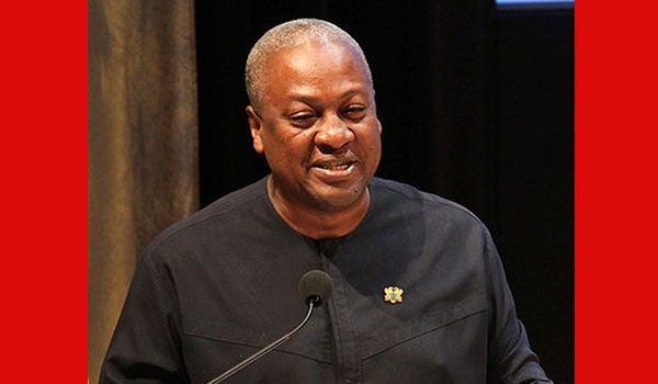 Viral VIDEO: Mahama Says Akufo Addo Needs Obinim Sticker To PERFORM & Social Media Is BUZZING