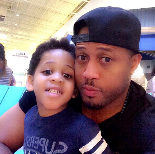 Mike Ezuruonye Shows His Son To The World And It Is Just Too Beautiful For Words