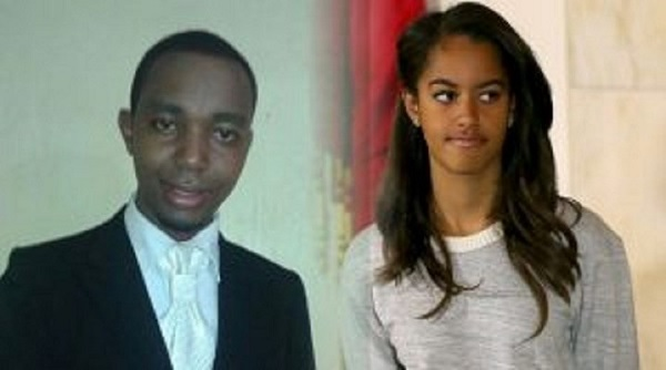 Kenyan Man Wants To Marry Malia Obama With 70 Sheep, 50 Cows, 30 Goats