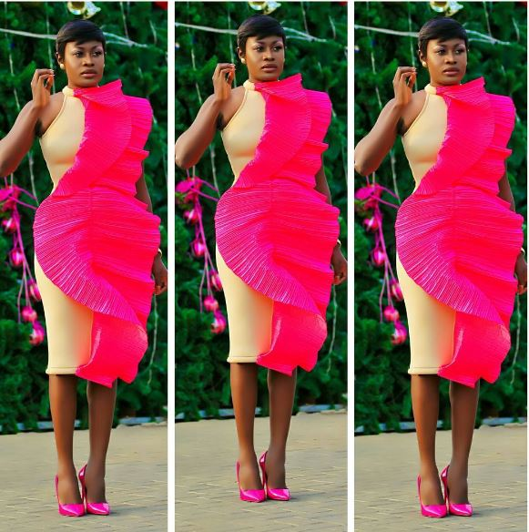 Nana Akua Addo Tell Haters To Get A Life And Leave Her Alone