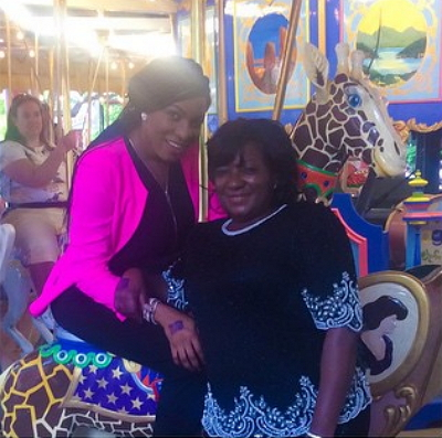Chika Ike Pens Down An Emotional Tribute To Her Mom On Her One Year Death Anniversary