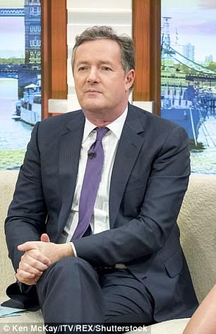Piers Morgan Criticises Ariana Grande For Heading Home After Manchester Terror Attack Instead Of Visiting The Victims Like The Queen Did