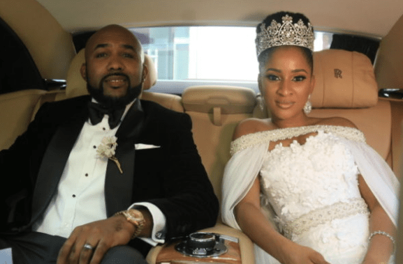 Lord Send Me A Man! See These Adorable Wedding Picture Of Banky W And Adesua