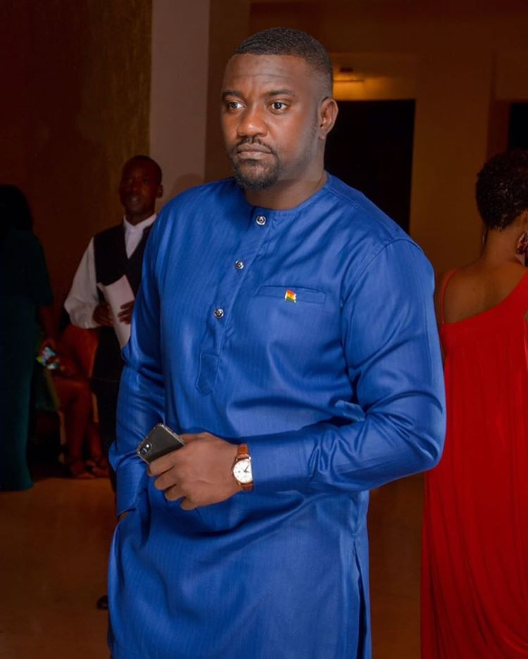 VIDEO: John Dumelo Refers To Nana Addo As 'My President' And Ghanaians Are Really Surprised